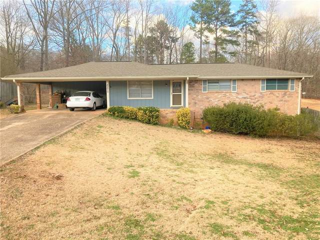 6275 S Skyline Drive, Douglasville, GA 30135 (MLS #6827749) :: The Realty Queen & Team