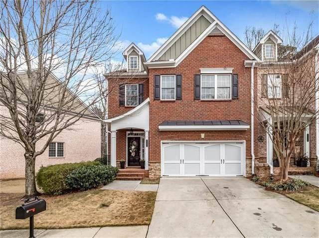 3381 Kiveton Court, Peachtree Corners, GA 30092 (MLS #6827816) :: North Atlanta Home Team