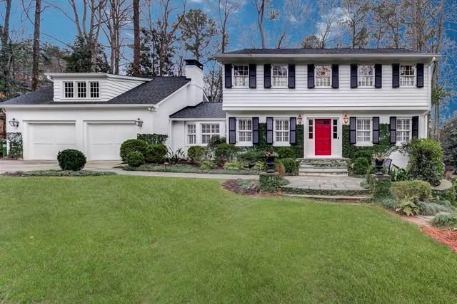 4620 Angelo Drive NE, Atlanta, GA 30319 (MLS #6827842) :: Oliver & Associates Realty