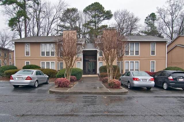 1555 Terrell Mill Place C, Marietta, GA 30067 (MLS #6827849) :: The Zac Team @ RE/MAX Metro Atlanta