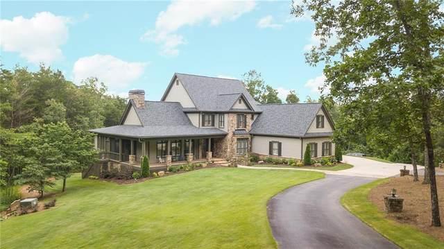 396 Winfield Bluff, Dawsonville, GA 30534 (MLS #6827850) :: Path & Post Real Estate