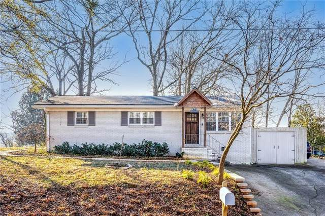 1212 Baylor Street NW, Atlanta, GA 30318 (MLS #6827855) :: KELLY+CO