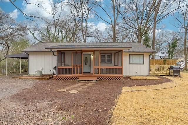 14 B Pine Street, Cartersville, GA 30120 (MLS #6827873) :: RE/MAX Prestige