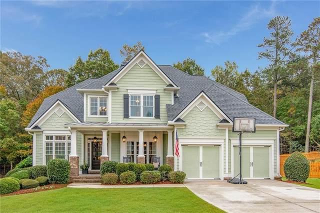 3365 Thimbleberry Trail, Dacula, GA 30019 (MLS #6827874) :: North Atlanta Home Team