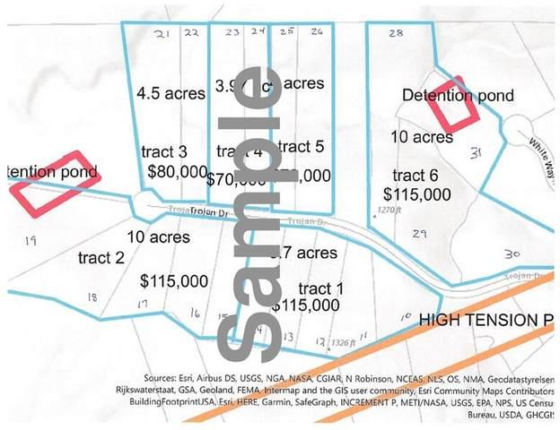 Tract5 Trojan Drive, Gainesville, GA 30506 (MLS #6827884) :: North Atlanta Home Team