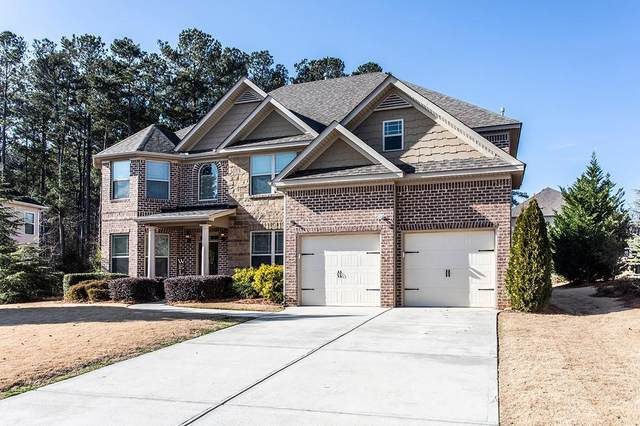 46 Clubhouse Crossing, Acworth, GA 30101 (MLS #6827894) :: Kennesaw Life Real Estate