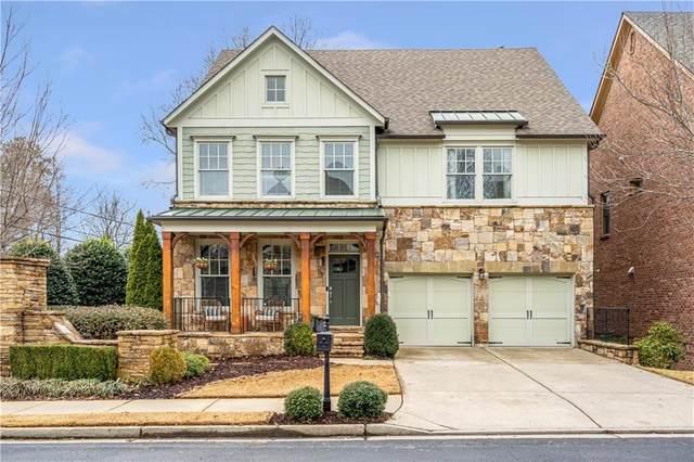 11632 Parkside Avenue, Alpharetta, GA 30005 (MLS #6827916) :: North Atlanta Home Team