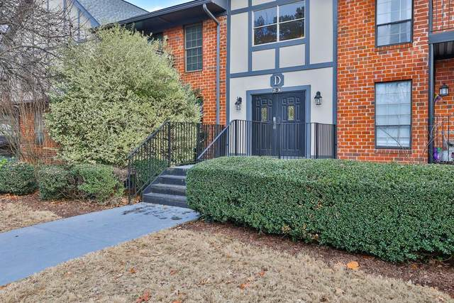 6851 Roswell Road D30, Sandy Springs, GA 30328 (MLS #6827935) :: Kennesaw Life Real Estate