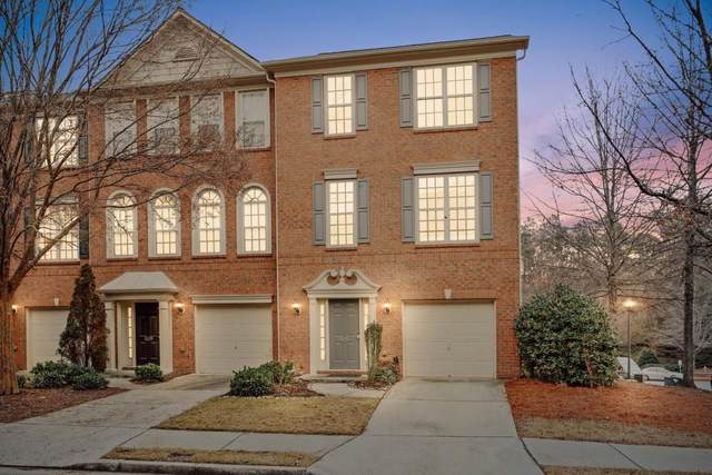 5131 Manerdale Drive #9, Atlanta, GA 30339 (MLS #6827944) :: Keller Williams Realty Cityside