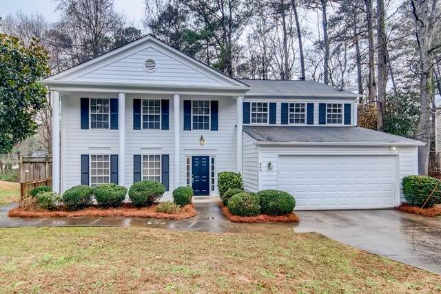 840 Laurel Mill Drive, Roswell, GA 30076 (MLS #6827981) :: North Atlanta Home Team