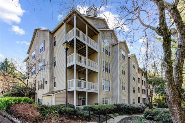 1250 Parkwood Circle SE #3306, Atlanta, GA 30339 (MLS #6828011) :: The Zac Team @ RE/MAX Metro Atlanta