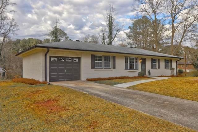 2522 Montezuma Circle, Ellenwood, GA 30294 (MLS #6828015) :: RE/MAX Prestige