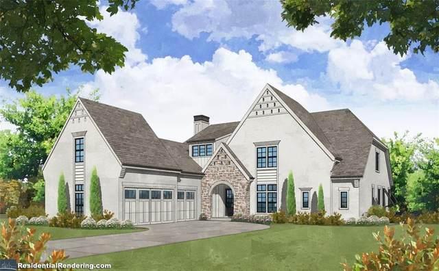 3825 Cottage Drive, Alpharetta, GA 30004 (MLS #6828019) :: RE/MAX Paramount Properties