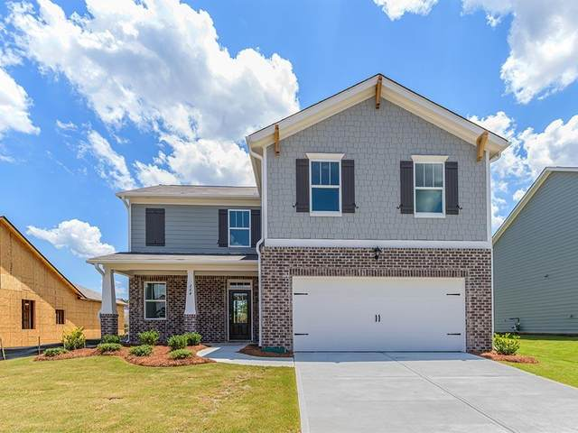 250 Hummingbird Trail, Dallas, GA 30132 (MLS #6828020) :: Path & Post Real Estate