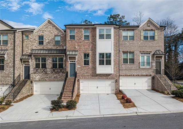 4137 Torver Lane, Chamblee, GA 30341 (MLS #6828021) :: The Heyl Group at Keller Williams