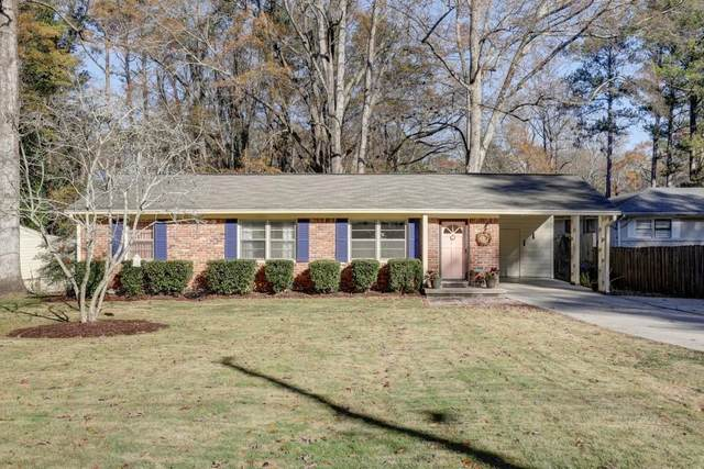 2572 Woodgreen Drive, Chamblee, GA 30341 (MLS #6828035) :: North Atlanta Home Team
