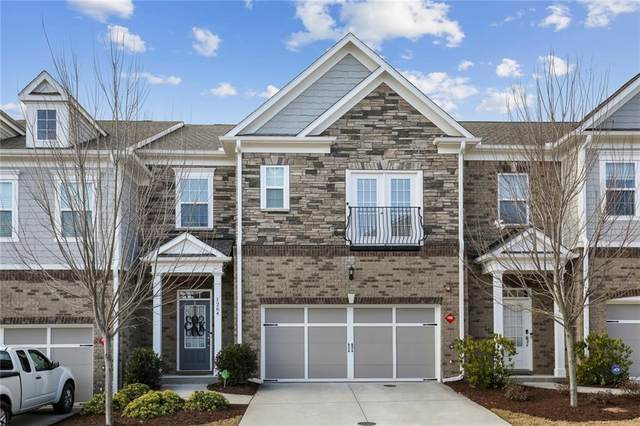 1264 Tigerwood Bend SE #5, Marietta, GA 30067 (MLS #6828043) :: The Zac Team @ RE/MAX Metro Atlanta