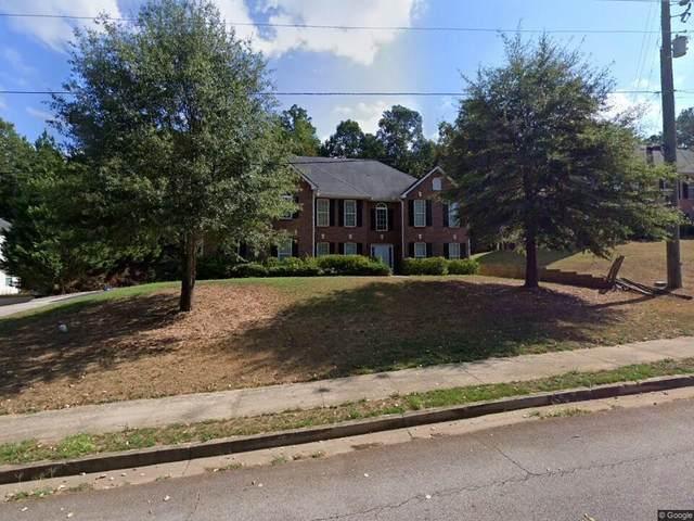 4596 Lombard Road, Ellenwood, GA 30294 (MLS #6828052) :: RE/MAX Prestige