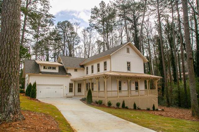 2158 Abby Lane NE, Atlanta, GA 30345 (MLS #6828068) :: North Atlanta Home Team