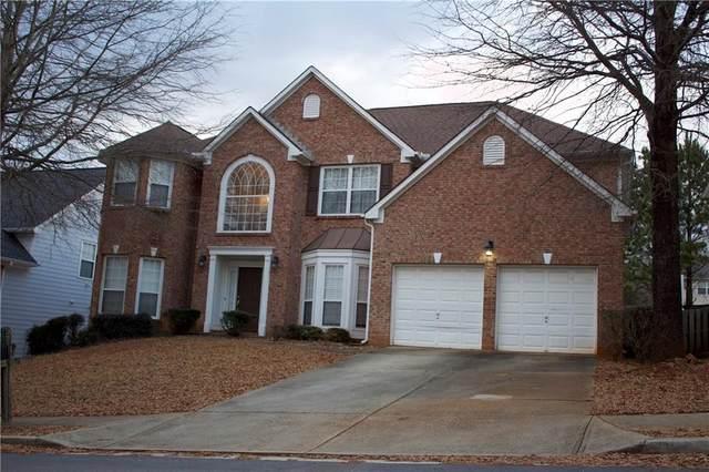 675 Maple Crest Drive, Lawrenceville, GA 30044 (MLS #6828082) :: Kennesaw Life Real Estate