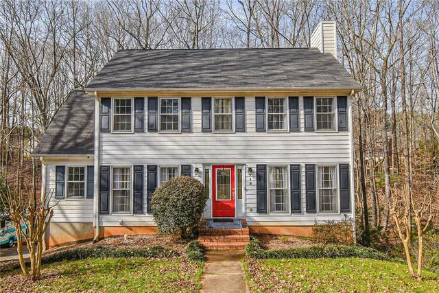 112 Laurel Springs Drive, Athens, GA 30606 (MLS #6828083) :: Oliver & Associates Realty