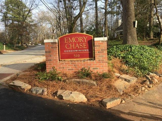 510 Coventry Road 13A, Decatur, GA 30030 (MLS #6828112) :: Lucido Global