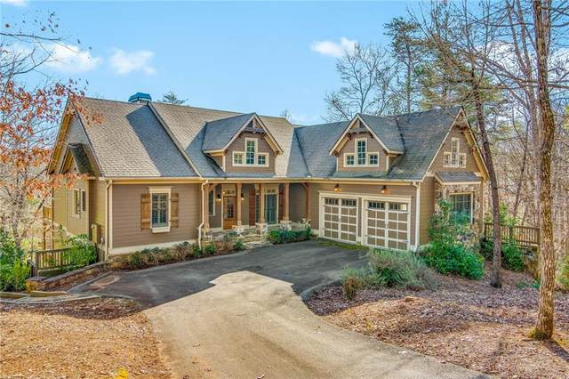 165 Blazingstar Trail, Big Canoe, GA 30143 (MLS #6828118) :: RE/MAX Prestige