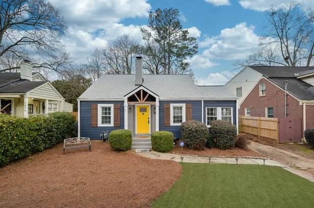 2869 E Pharr Road, Atlanta, GA 30317 (MLS #6828119) :: The Justin Landis Group