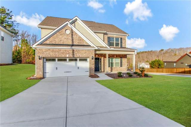 61 Donegal Way, Dallas, GA 30132 (MLS #6828120) :: Kennesaw Life Real Estate