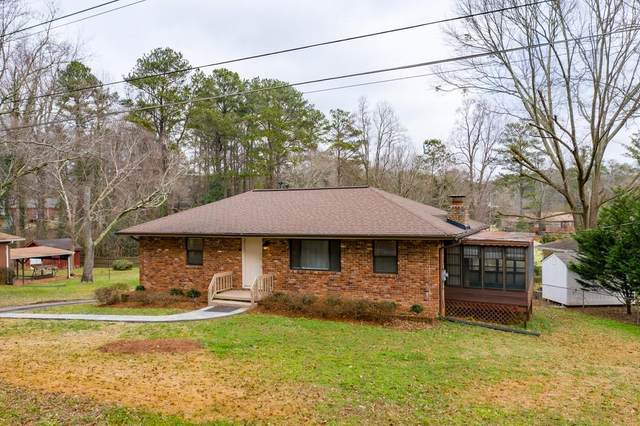 1987 Clearwater Drive SE, Marietta, GA 30067 (MLS #6828138) :: North Atlanta Home Team