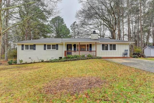 3815 Sharon Drive, Powder Springs, GA 30127 (MLS #6828147) :: North Atlanta Home Team