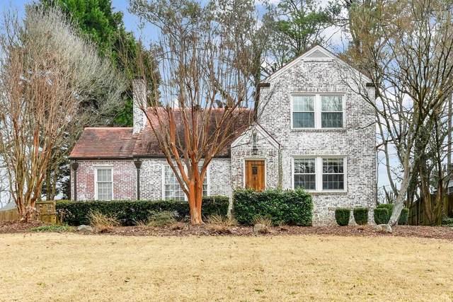 1743 Johnson Road NE, Atlanta, GA 30306 (MLS #6828148) :: The North Georgia Group