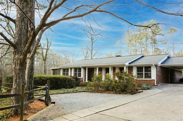 361 Piedmont Road NE, Marietta, GA 30066 (MLS #6828159) :: North Atlanta Home Team
