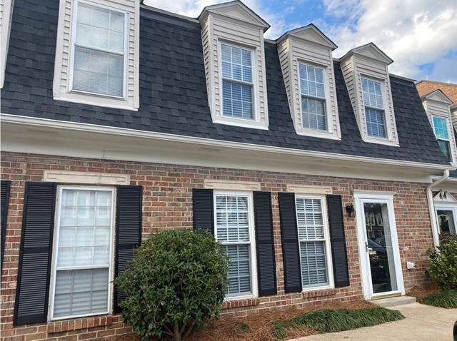 12 Surry County Place NW #12, Atlanta, GA 30318 (MLS #6828163) :: The Justin Landis Group
