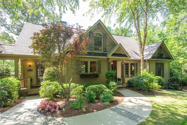 144 Stamp Mill Drive, Dahlonega, GA 30533 (MLS #6828184) :: The Heyl Group at Keller Williams