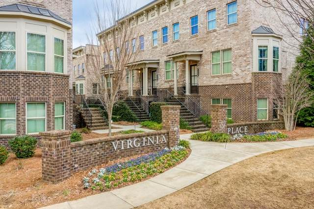 1204 Virginia Court NE, Atlanta, GA 30306 (MLS #6828186) :: The Cowan Connection Team