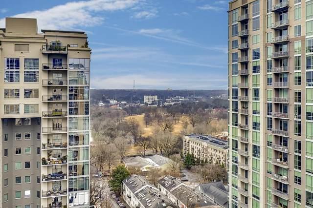 1101 Juniper Street NE #1402, Atlanta, GA 30309 (MLS #6828194) :: The Justin Landis Group