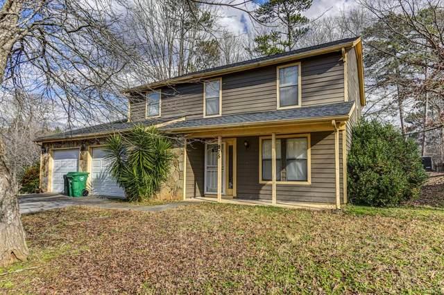 975 Chapman Circle, Stone Mountain, GA 30088 (MLS #6828199) :: North Atlanta Home Team