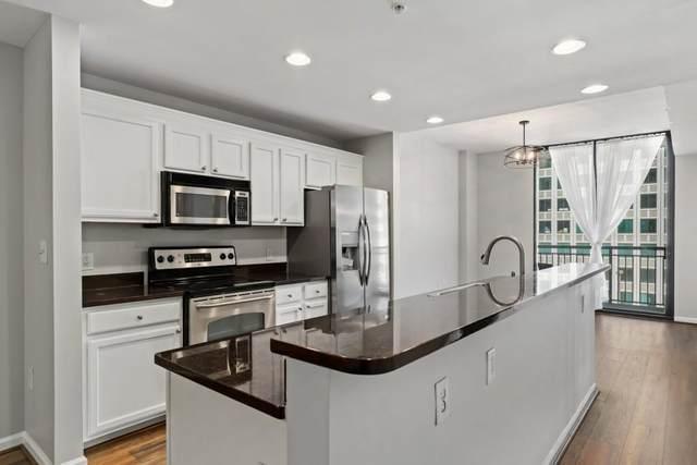 3040 Peachtreet Road NW #802, Atlanta, GA 30305 (MLS #6828217) :: Path & Post Real Estate