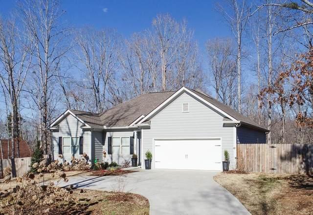 300 Elliots Lane, Dahlonega, GA 30533 (MLS #6828223) :: Path & Post Real Estate