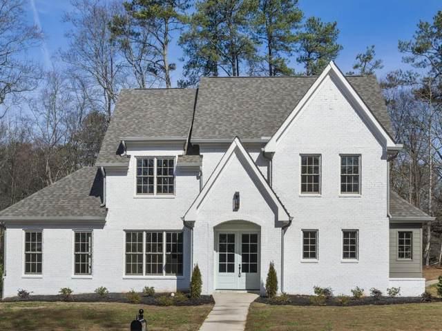 1408 Katherine Rose Lane, Smyrna, GA 30080 (MLS #6828227) :: The Zac Team @ RE/MAX Metro Atlanta