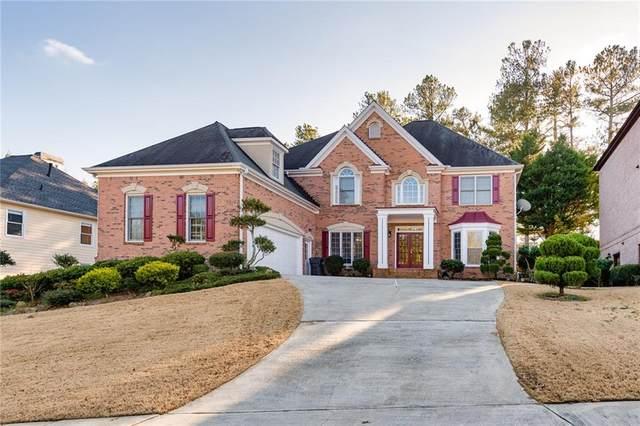 3561 Carriage Glen Way, Dacula, GA 30019 (MLS #6828247) :: North Atlanta Home Team