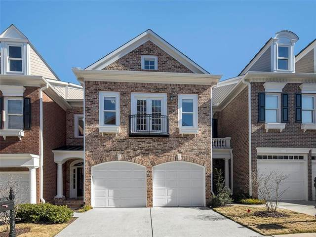 2605 Milford Lane, Alpharetta, GA 30009 (MLS #6828252) :: North Atlanta Home Team