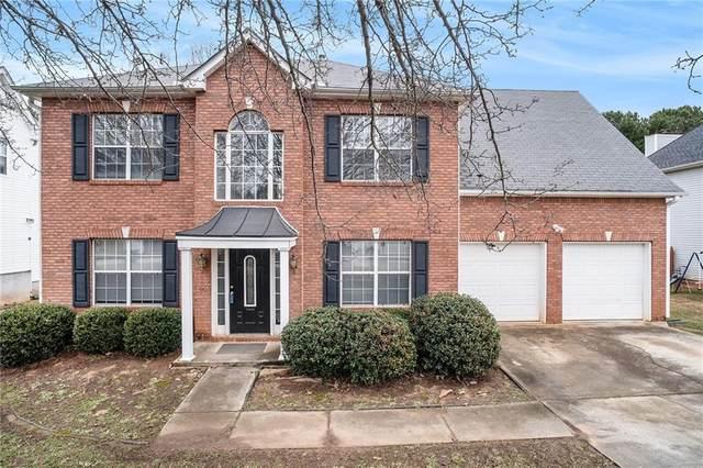 5383 Winding Glen Drive, Lithonia, GA 30038 (MLS #6828255) :: North Atlanta Home Team