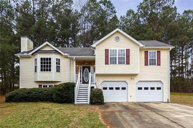 167 Roman Drive, Dallas, GA 30157 (MLS #6828262) :: Path & Post Real Estate