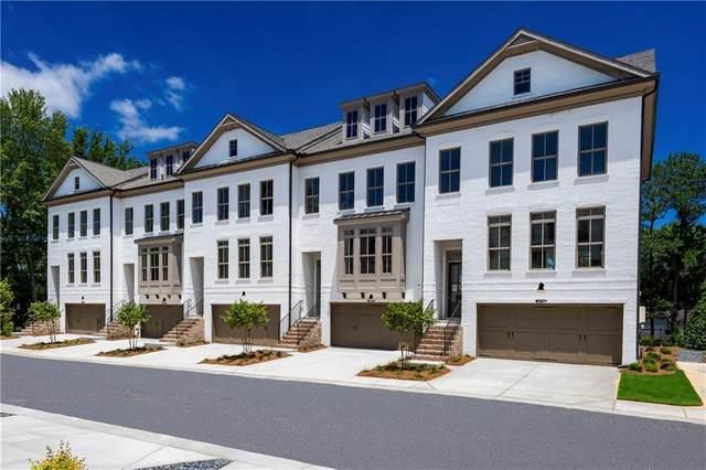3020 Pruitt Lane #18, Smyrna, GA 30080 (MLS #6828277) :: North Atlanta Home Team