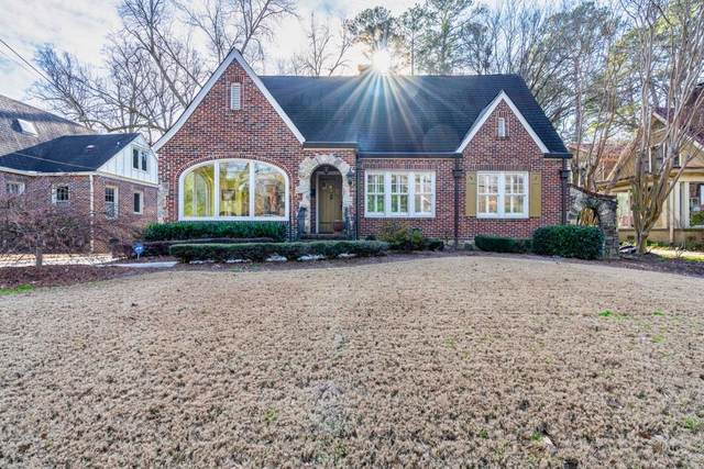 811 East Morningside Drive, Atlanta, GA 30324 (MLS #6828279) :: City Lights Team | Compass