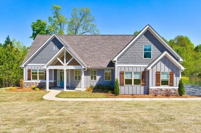 44 Village Ridge, Jasper, GA 30143 (MLS #6828280) :: Path & Post Real Estate