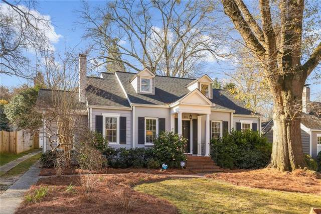 346 Redland Road NW, Atlanta, GA 30309 (MLS #6828286) :: The Zac Team @ RE/MAX Metro Atlanta