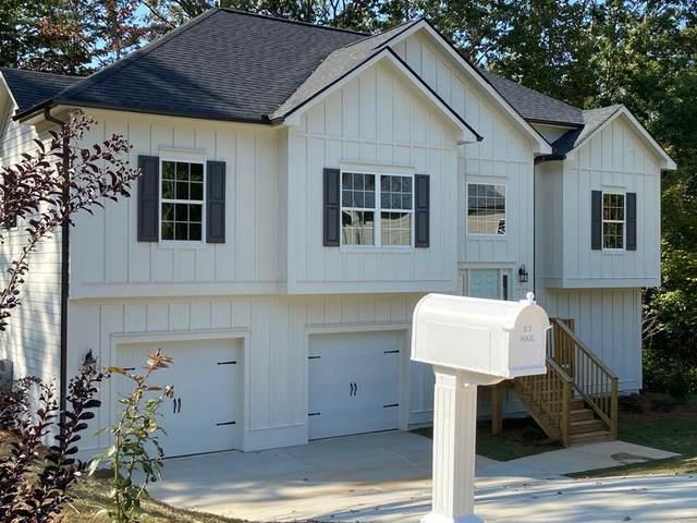 0 Hampton Forest Trail, Dahlonega, GA 30533 (MLS #6828315) :: Path & Post Real Estate